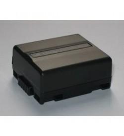 Panasonic CGA-DU07, VW-VBD070 7.2V 680mAh batteries