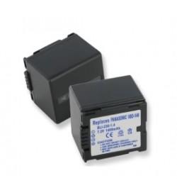 Panasonic CGA-DU14, VW-VBD140 7.2V 1400mAh batteries