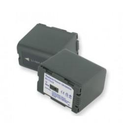 Panasonic CGR-D320, VW-VBD25 7.2V 3300mAh batteries