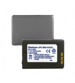 Jvc BN-V114U, BN-V107U 7.2V 700mAh batteries