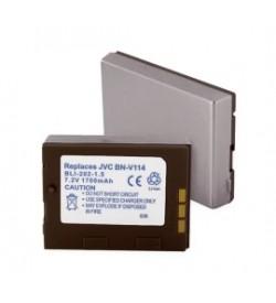 Jvc BN-V107, BN-V114 7.2V 1400mAh batteries