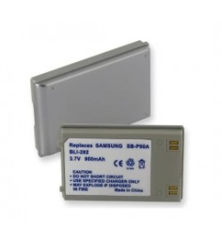 Samsung SB-P90A, SB-P90AB 3.7V 900mAh batteries