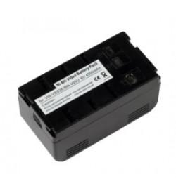 Sony NP-55, NP-66 6.0V 4000mAh batteries