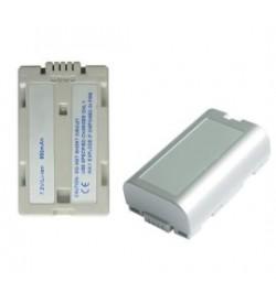 Panasonic CGR-D120, CGR-D08S 7.2V 1100mAh batteries