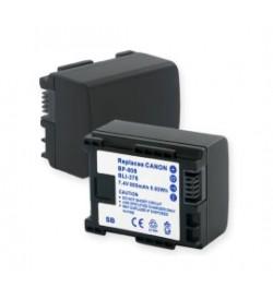 Canon BP-809 S, BP-809 7.4V 890mAh replacement batteries