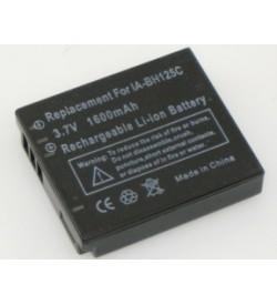 Panasonic CGA-S005, CGA-S005E 3.7V 1150mAh replacement batteries