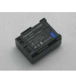 Canon BP-808, BP-808D 7.4V 670mAh replacement batteries