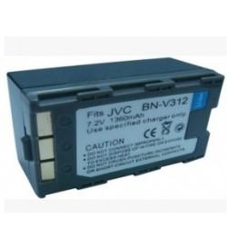 Jvc BN-V312, BN-V312U 7.2V 1360mAh original batteries