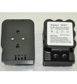Leica GEB77 12V 1000mAh replacement batteries