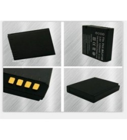 Panasonic DMW-BCJ13, DMW-BCJ13E 3.6V 1250mAh replacement batteries