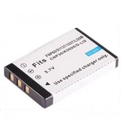 Fujifilm NP-60, NP-30 3.7V 1050mAh replacement batteries
