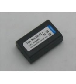 Nikon EN-EL1 7.4V 720mAh batteries