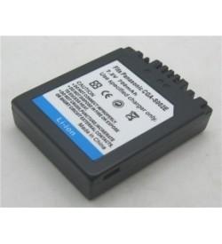 Panasonic CGA-S002, CGA-S002A 7.2V 680mAh batteries