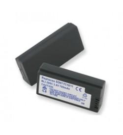 Sony NP-FC10, NP-FC11 3.6V 750mAh batteries