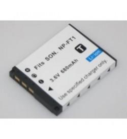 Sony NP-FT1 3.6V 680mAh batteries