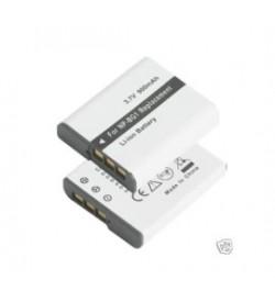 Sony NP-BG1, NP-FG1 3.7V 945mAh replacement batteries
