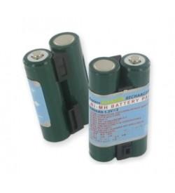 Kodak KAA2HR 2.4V 1800mAh batteries