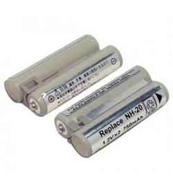 Fujifilm NH-20 2.4V 750mAh batteries