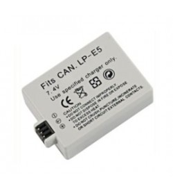 Canon LP-E5 7.4V 800mAh replacement batteries
