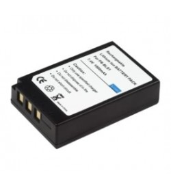 Olympus BLS-5, BLS5 7.2V 1000mAh replacement batteries