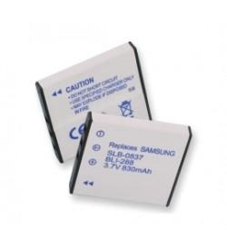 Samsung SLB-0837 B, SLB-0837B 3.7V 800mAh batteries