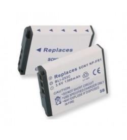 Sony NP-FR1 3.6V 1220mAh batteries