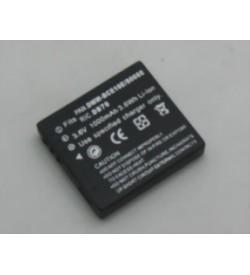 Panasonic DMW-BCE10, CGA-S008E 3.7V 1000mAh batteries