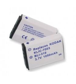 Kodak KLIC-7003 3.7V 900mAh batteries