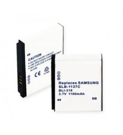 Samsung SLB-1137C 3.7V 1200mAh batteries