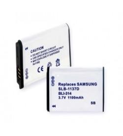 Samsung SLB-1137D 3.7V 1000mAh batteries