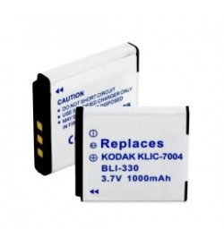 Fujifilm NP-50, KLIC-7004 3.7V 1000mAh replacement batteries