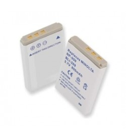 Konica minolta NP-900, 02491-0015-00 3.7V 750mAh replacement batteries