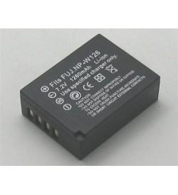 Fujifilm NP-W126 7.4V 1200mAh replacement batteries