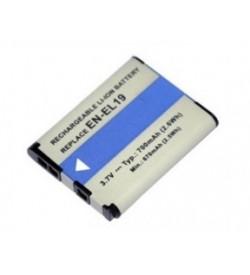 Nikon EN-EL19 3.7V 700mAh replacement batteries