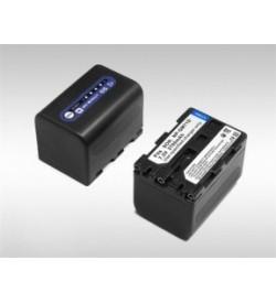 Sony NP-FM70, NP-FM30 7.2V 2700mAh replacement batteries