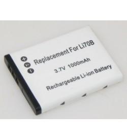 Olympus LI-70B 3.6V 650mAh replacement batteries