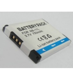 Canon NB-11L, NB11L 3.6V 680mAh replacement batteries