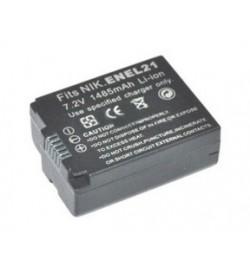 Nikon EN-EL21 7.2V 1485mAh replacement batteries