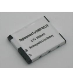 Panasonic DMW-BCL7PP, DMW-BCL7 3.7V/3.6VV 690mAh replacement batteries