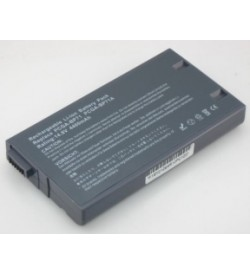 Sony PCGA-BP71, PCGA-BP71A 14.8V 4400mAh replacement batteries