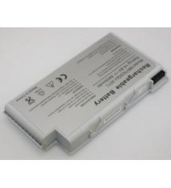 Gateway SQU-301, 4UR18650F-3-QC-PA1 14.8V 6600mAh batteries