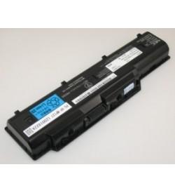 Nec op-570-77003, pc-vp-wp127 11.1V 4400mAh original batteries