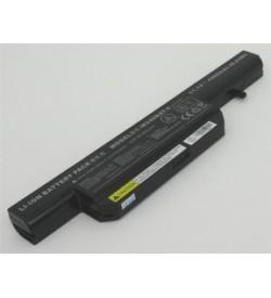 Clevo 6-87-W15ES-4V4, VNB142 11.1V 4400mAh original batteries