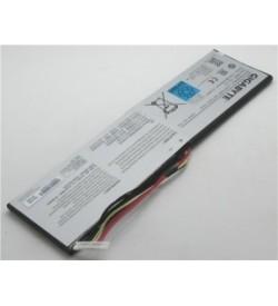 Gigabyte GX-17S 14.8V 4950mAh original batteries
