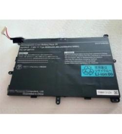 Nec PC-VP-BP111 7.6V 2430mAh original batteries