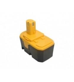 Ryobi ABP1803, BPP-1817 18V 3000mAh replacement batteries