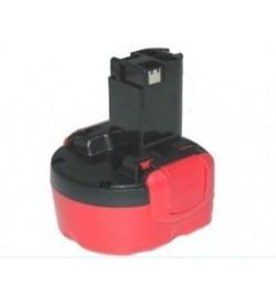 Bosch 12524, BAT048 9.6V 3000mAh replacement batteries