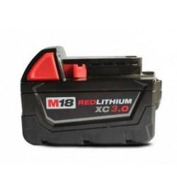 Milwaukee 48-11-1840, 48-11-1828 18V 3000mAh replacement batteries