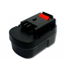 Black & decker A14, A14 14.4V 1700mAh replacement batteries
