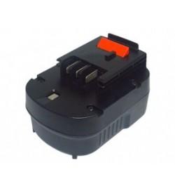 Black & decker HPB12, A12 12V 2100mAh replacement batteries